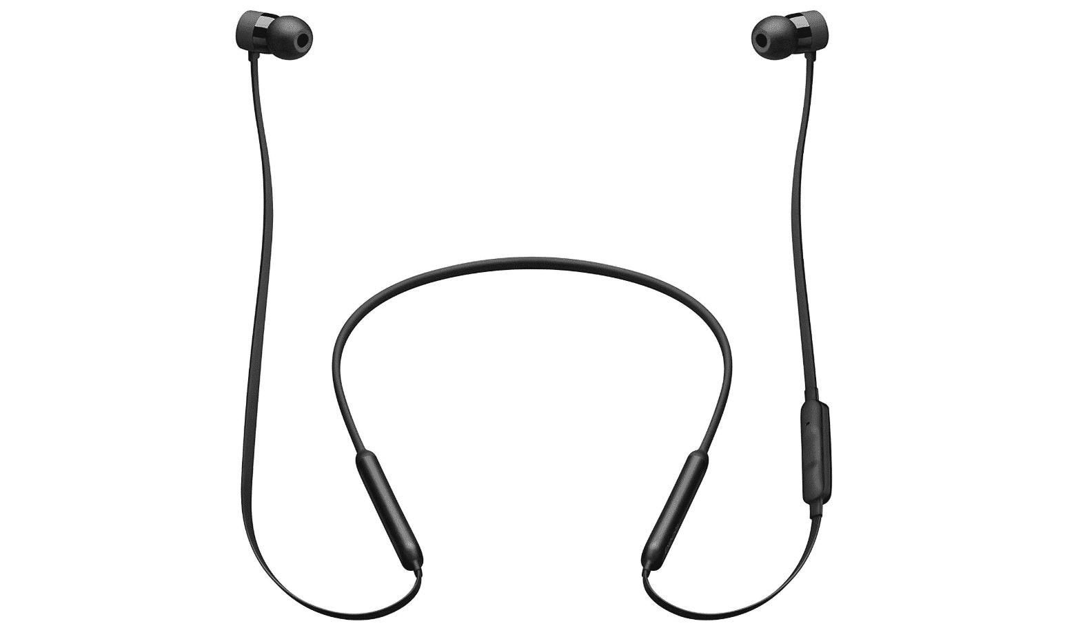 These are the BeatsX Wireless Earphones.