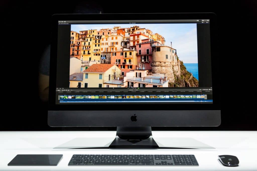 iMac with M-series chip and new design in works