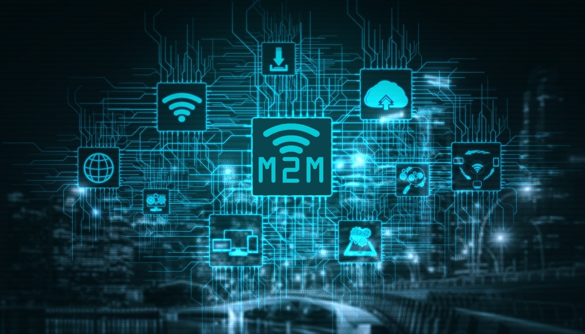 What are the differences between M2M and IoT?