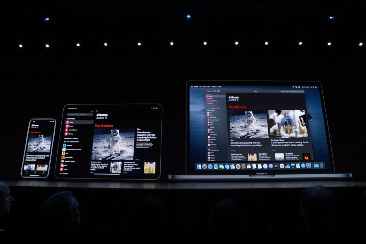Dear Apple, bring Mac apps to the iPad! 1