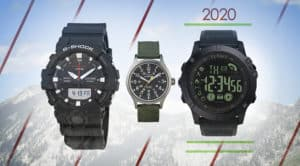 3 of 11 Best Military Smart Watches of 2020