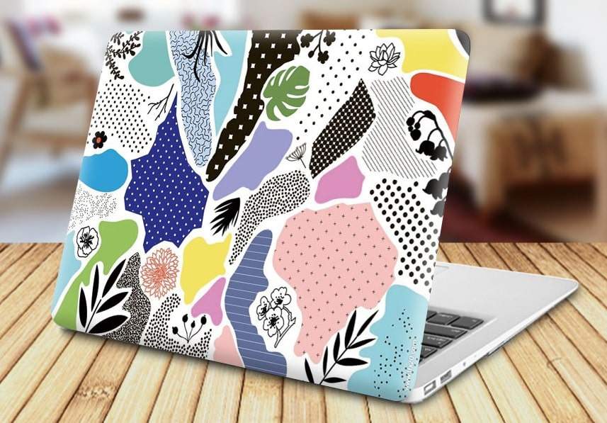 Abstract Graffiti Case for MacBook Pro 2019 13 inch