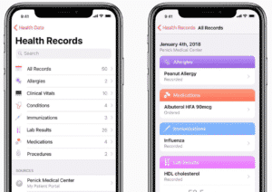 Apple Advocates for Improved Sharing and Access of Patient's Health Information