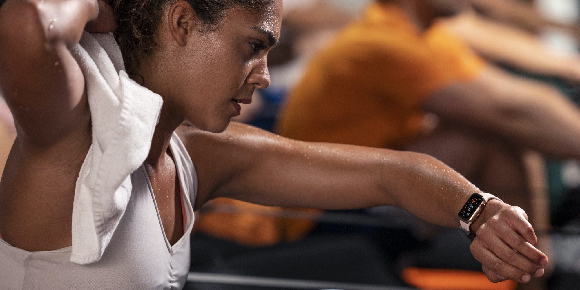 Apple Offers Gym Goers Rewards via Apple Watch Connected Program