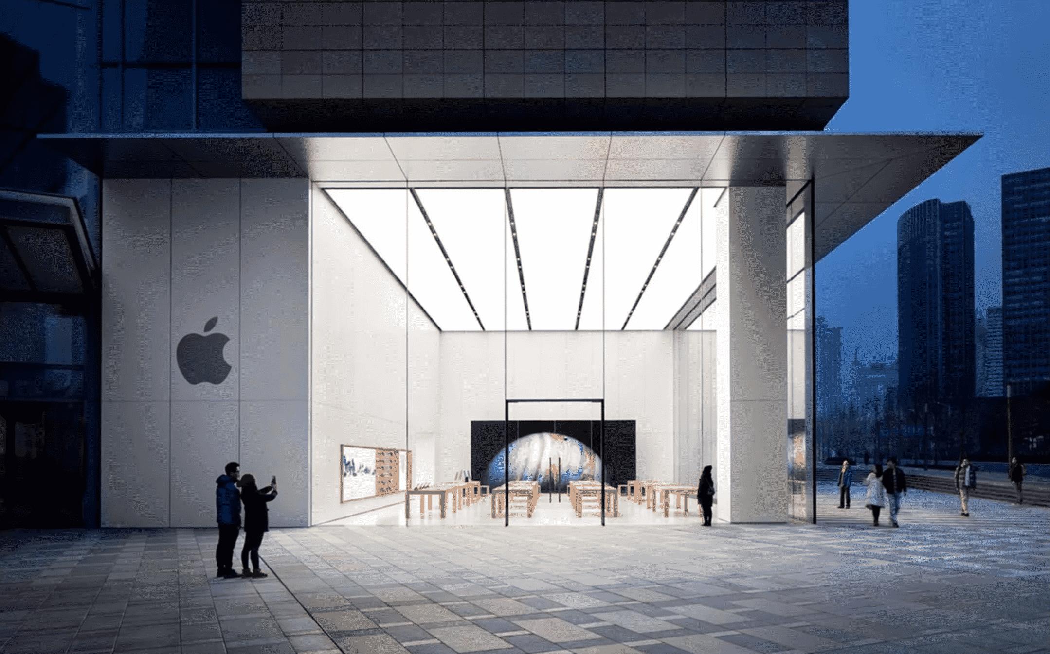 Apple Stores in China Closed Due to Coronavirus