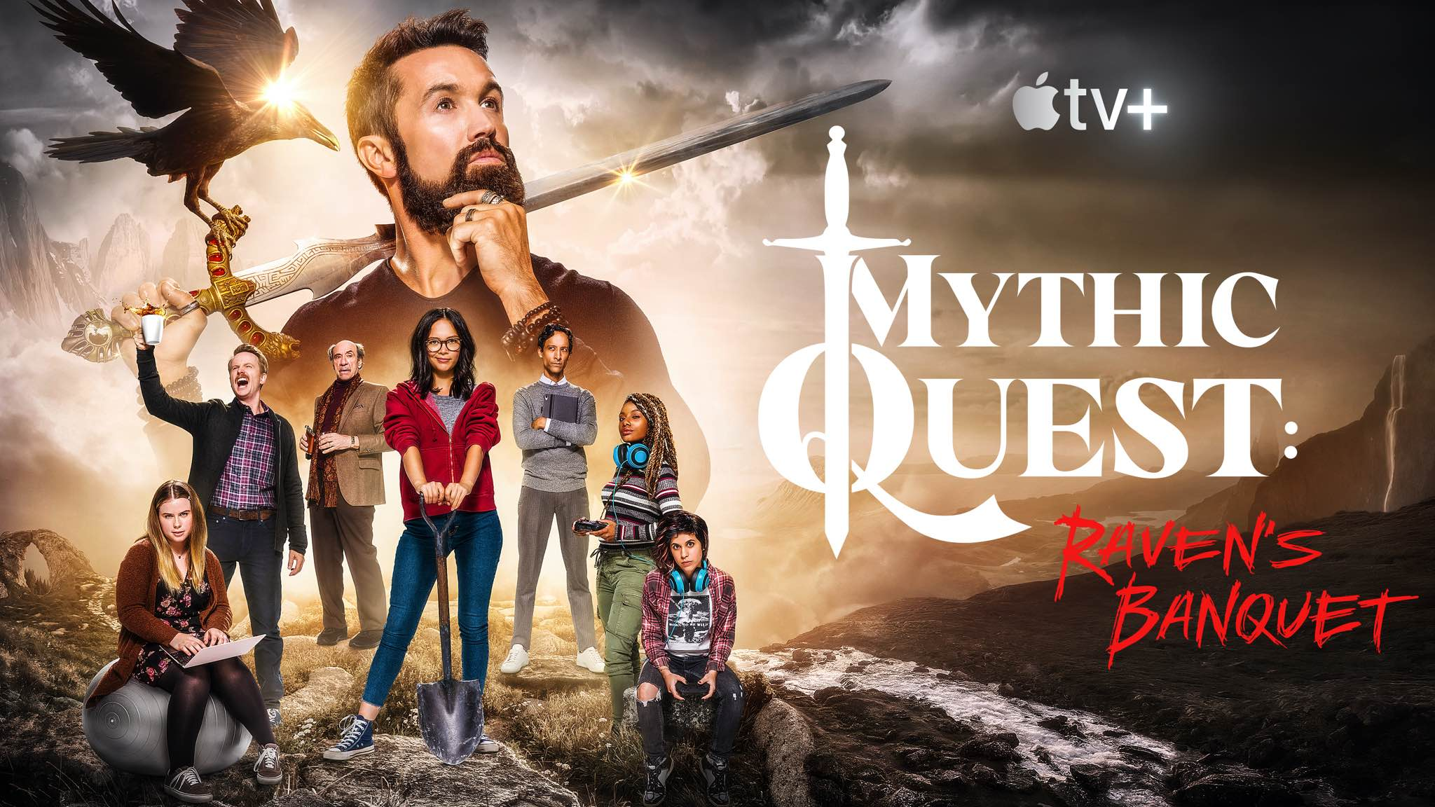 Apple TV+ 'Mythic Quest' to be Shown on PAX South
