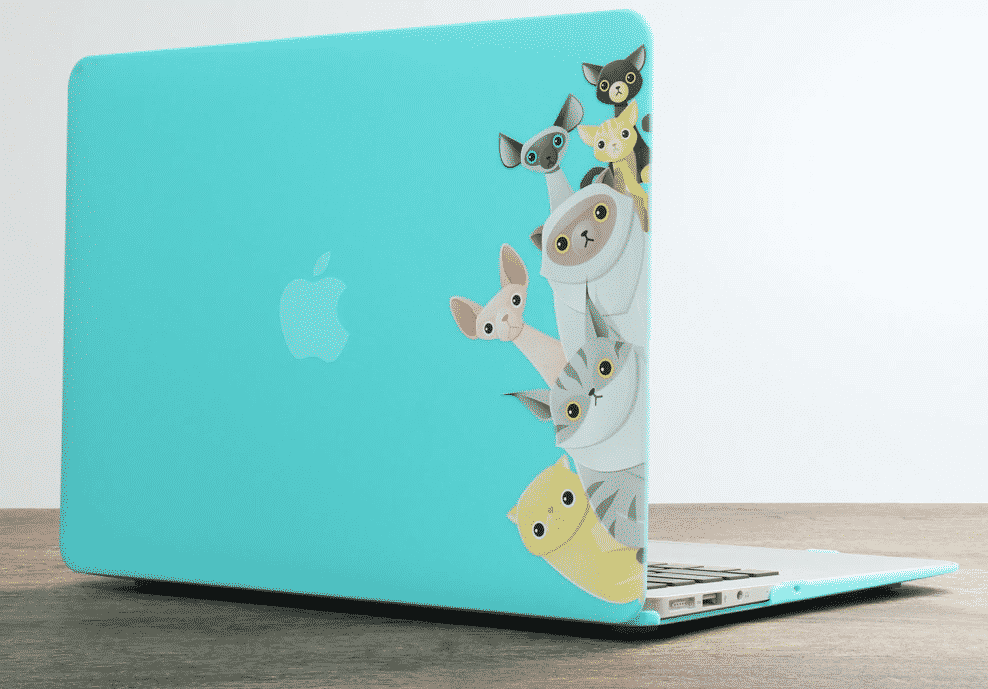 Art Feather Case for MacBook Air 2019