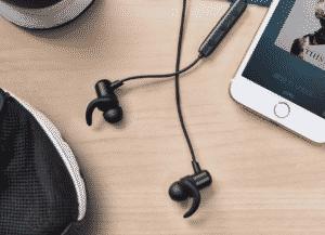 Anker SoundBuds Slim Bluetooth earbuds
