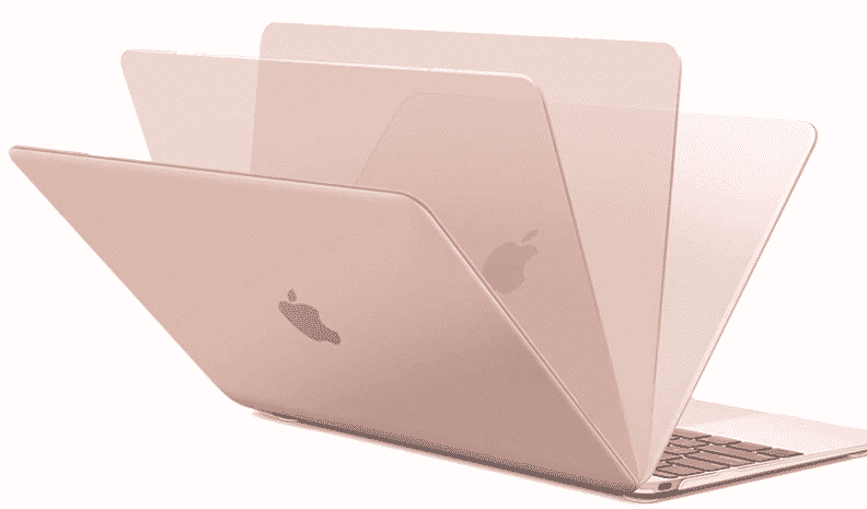 Frosted Retina MacBook Air 2019 case