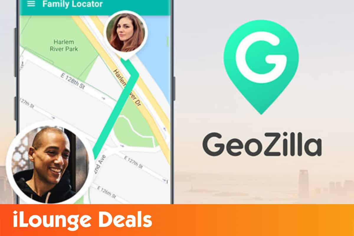GeoZilla Phone GPS Locator & Tracker