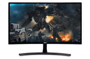 Get Acer's 24 inch Curved Gaming Monitor For Just $142