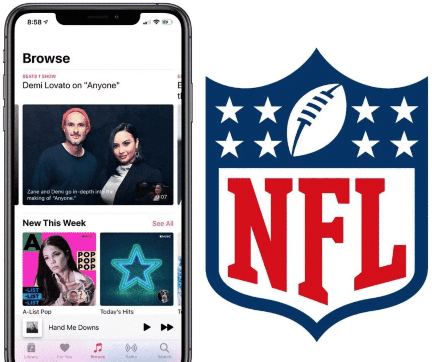 Halftime Performances on SuperBowl LIV to Appear on Apple Music
