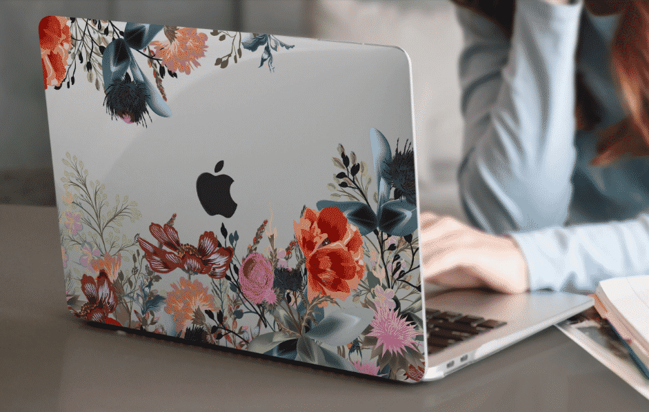 Matte Clear Painting Case for MacBook for MacBook Air 2019