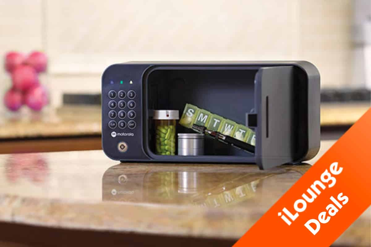 Motorola Smart Safe