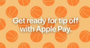 Apple Pay promo for StubHub