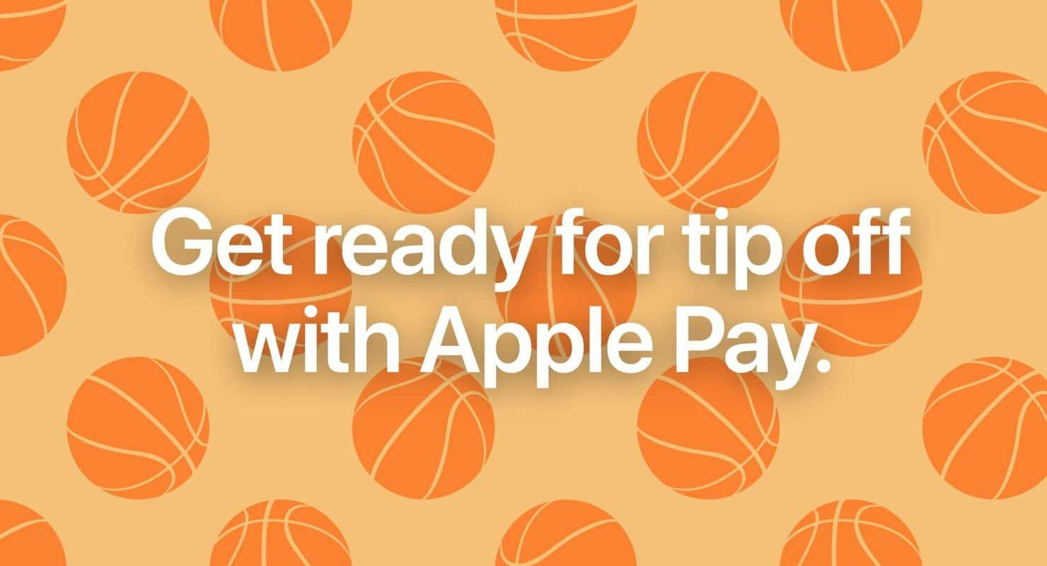 Apple Pay promo for StubHub