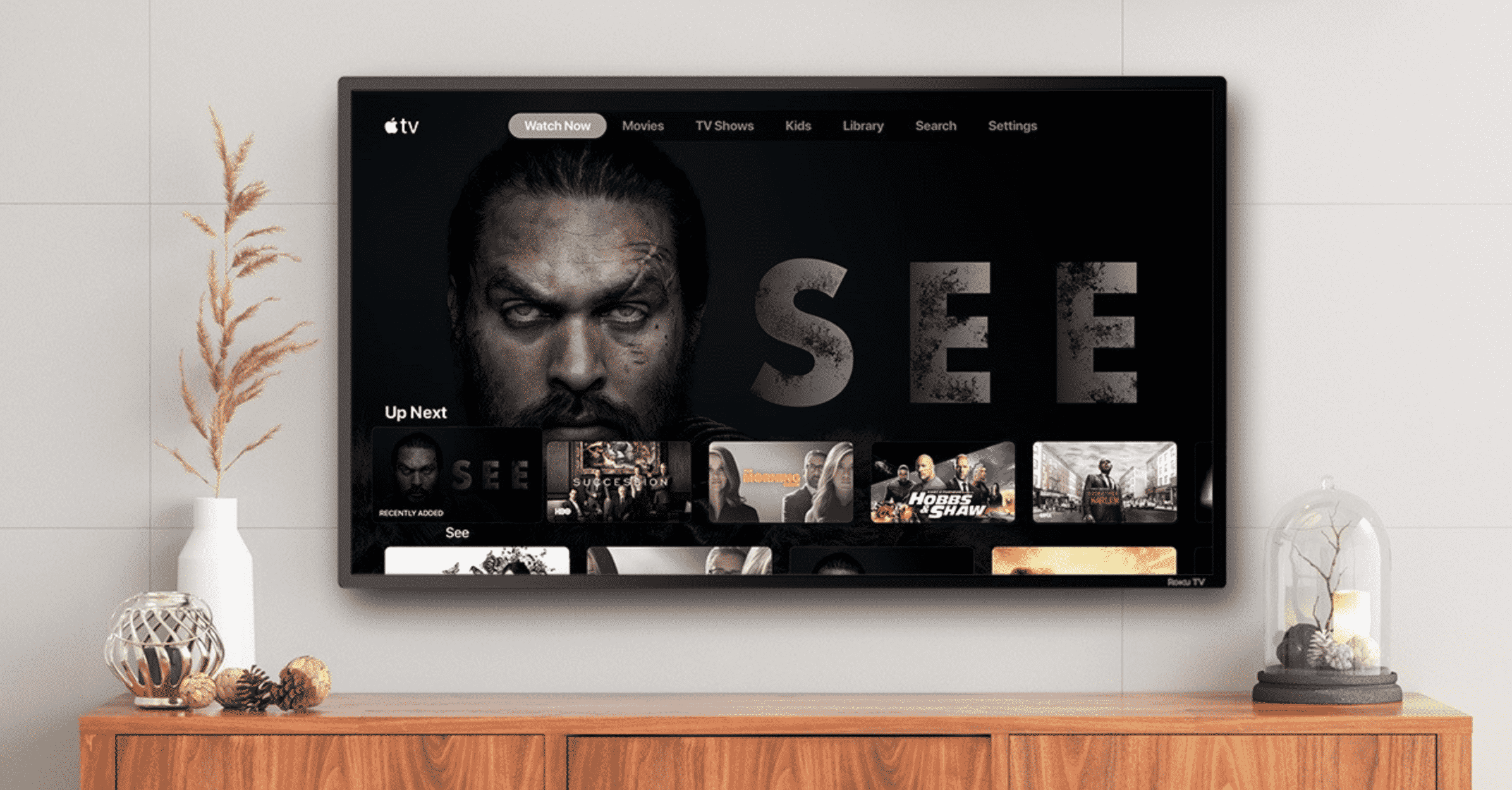 Select Vizio and Sony Smart TVs to Get Apple TV App