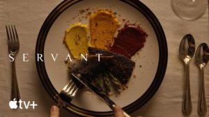 'Servant' Food Featurette Video Released