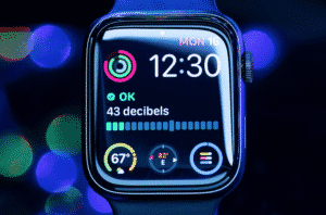 Smoke app with Apple Watch