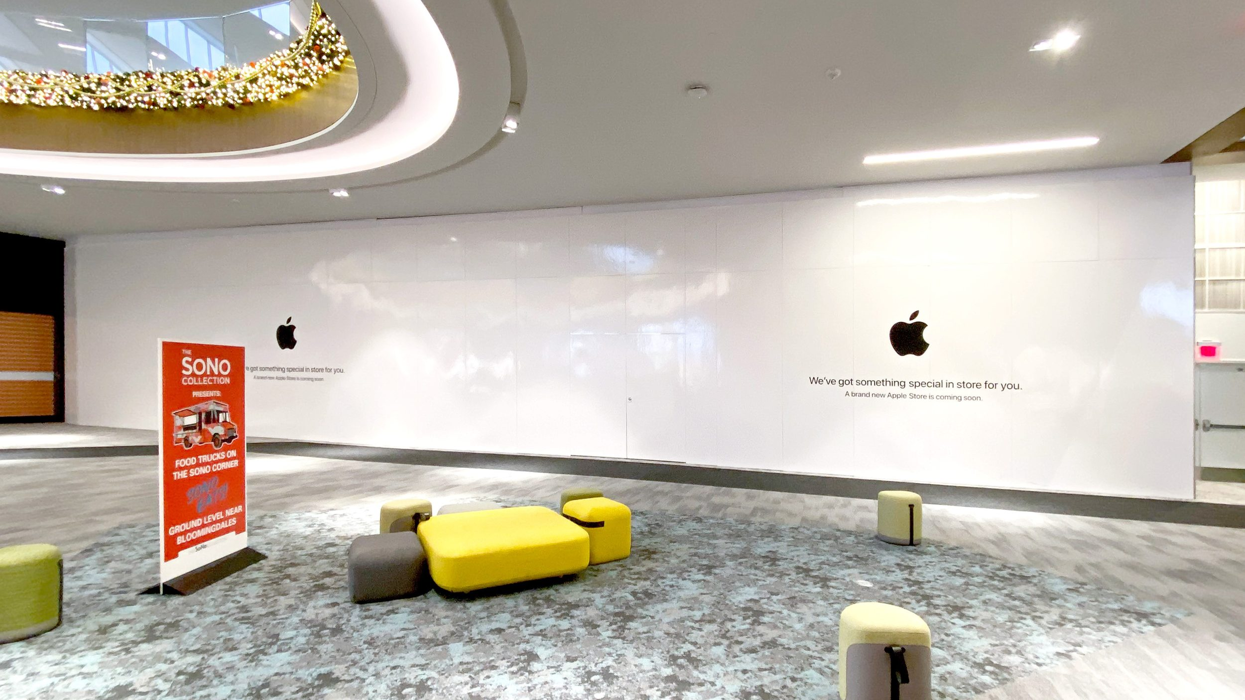 SoNo Collection Apple Store to Replace Stamford Location in February