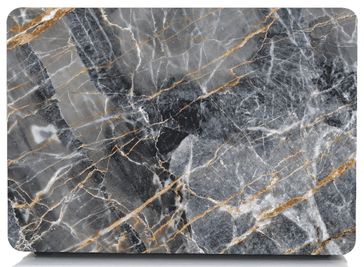 Solid Marble MacBook Pro 2019 13 inch case