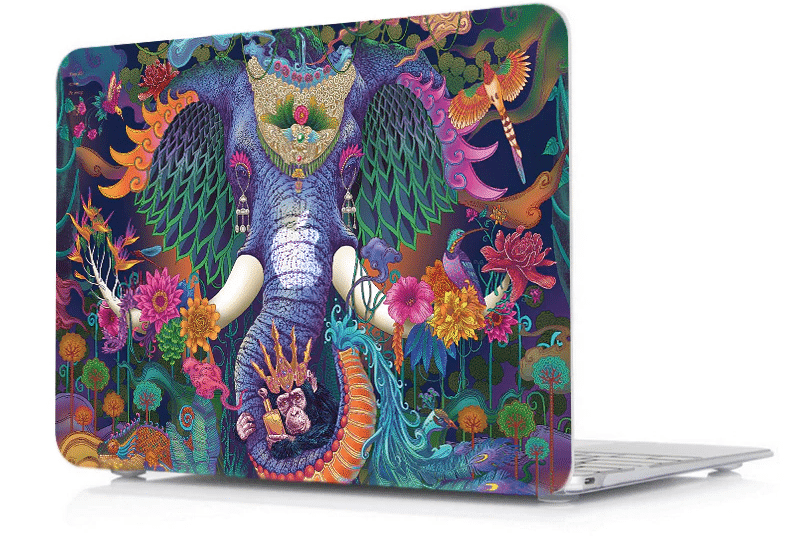 Stylish Print Pattern MacBook Pro 2019 13 inch case