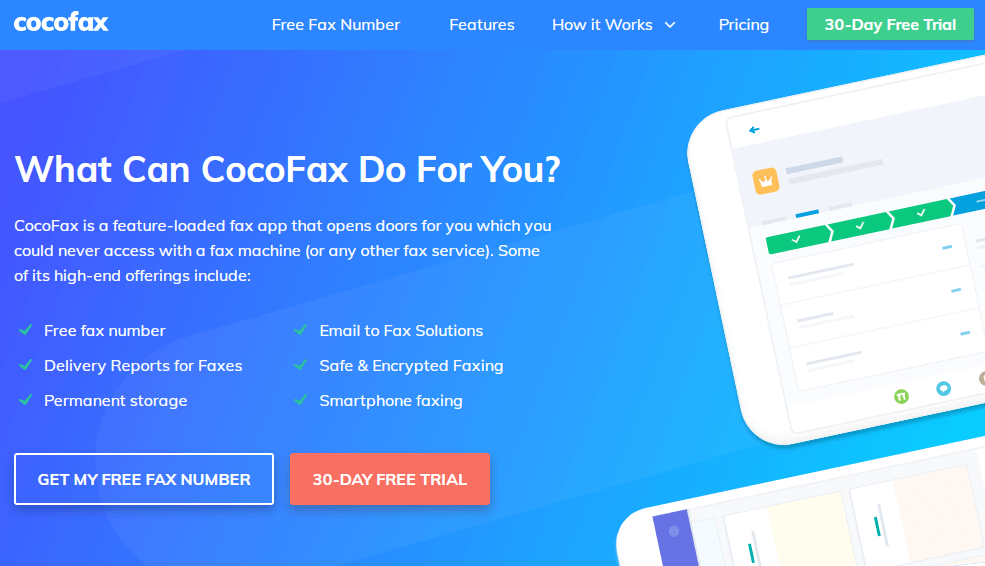 CocoFax Review