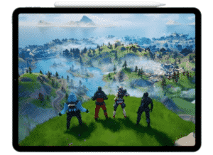 iOS Fortnite Now Has 120 FPS Mode on iPad Pro