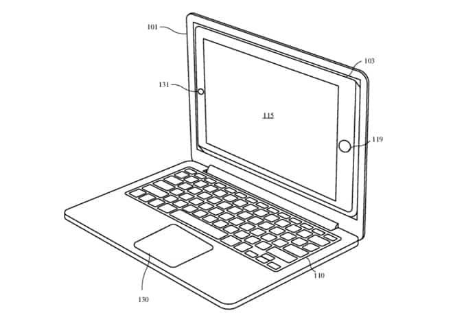 MacBook may support iPhone docking, report reveal