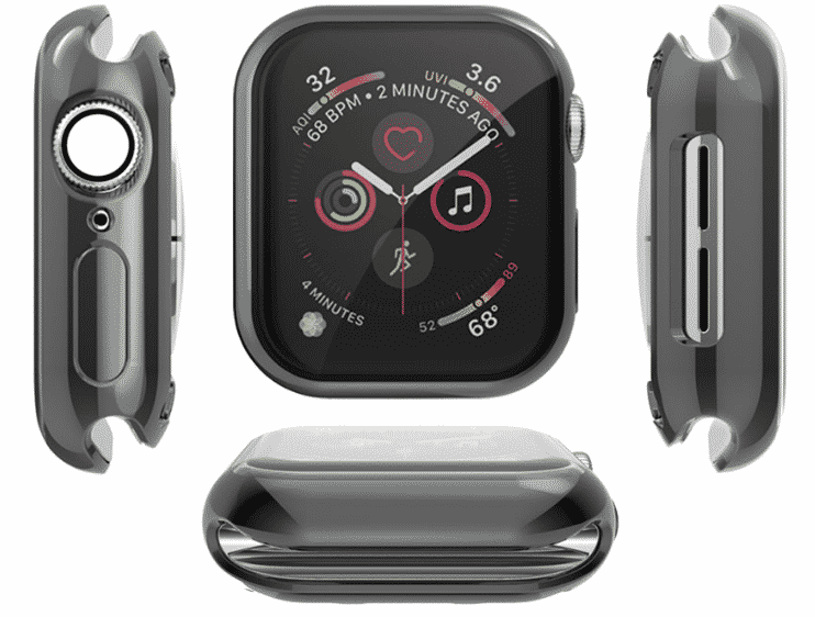 This is the 360 Slim Case for 44mm and 40mm Apple Watch Series 5.
