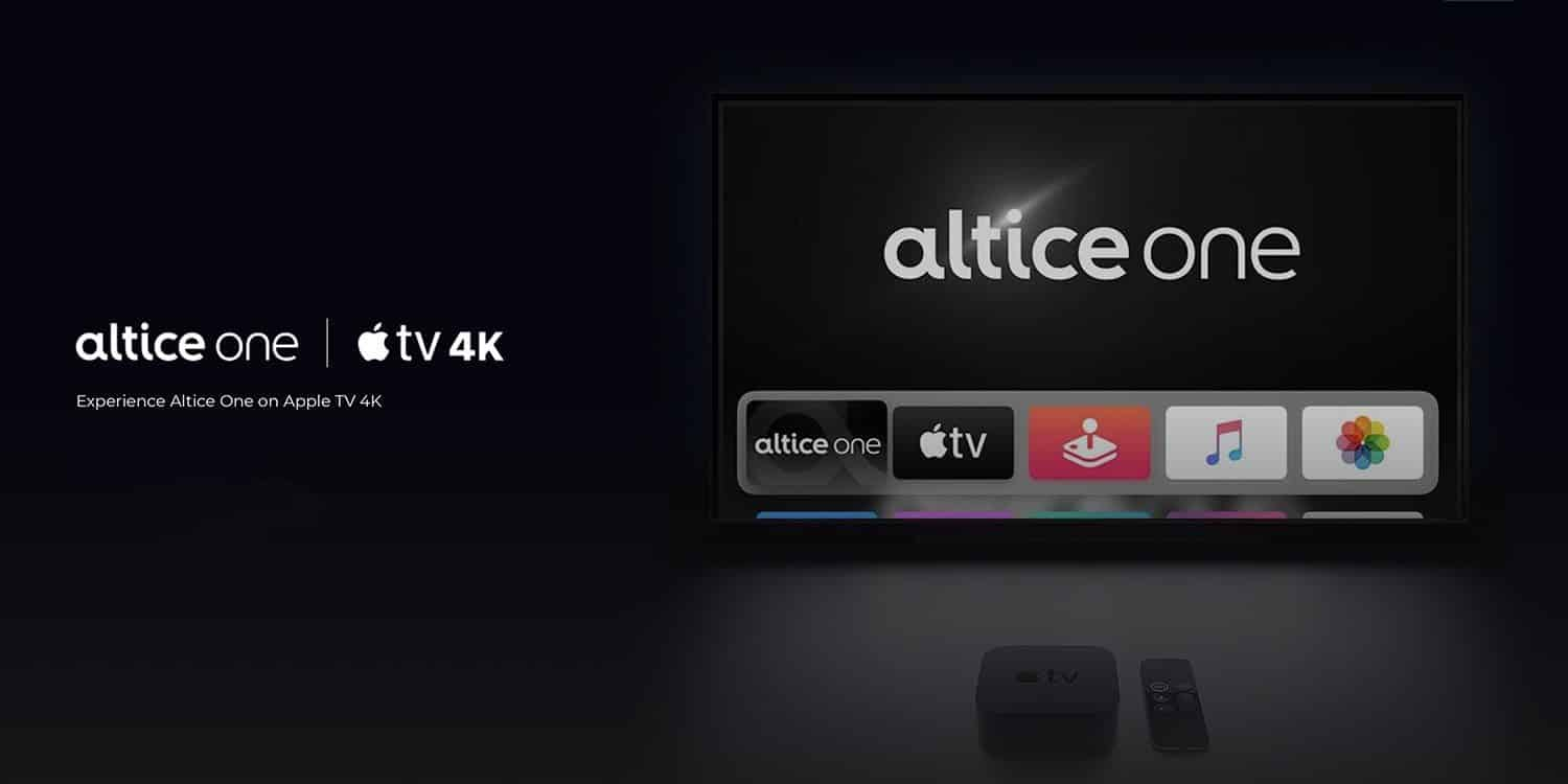 Altice One Added to Apple TV