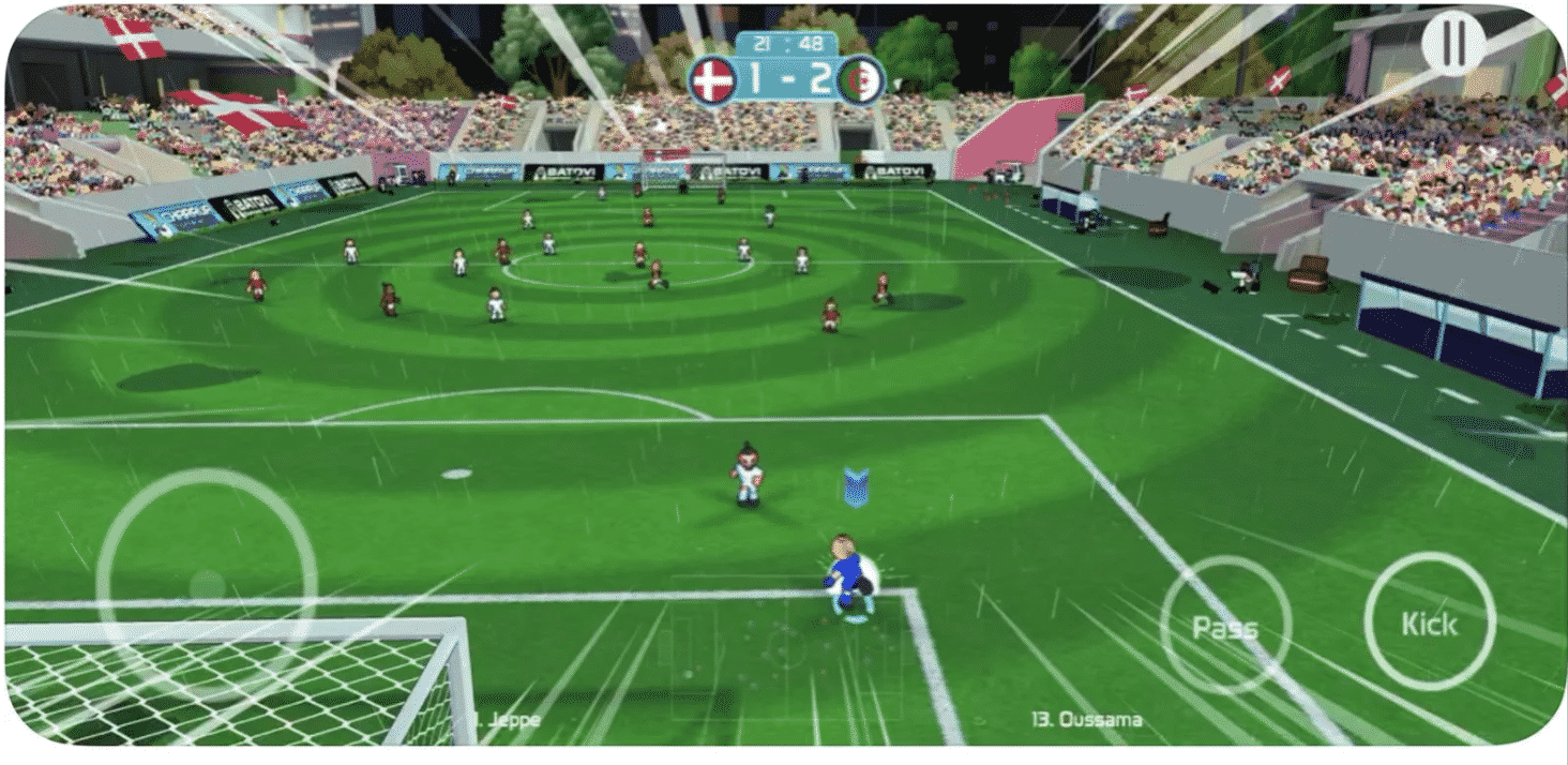 Apple Arcade Gains 'Charrua Soccer' as Latest Addition