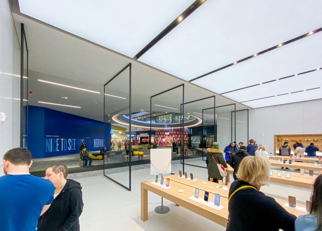 Apple SoNo Collection main entry