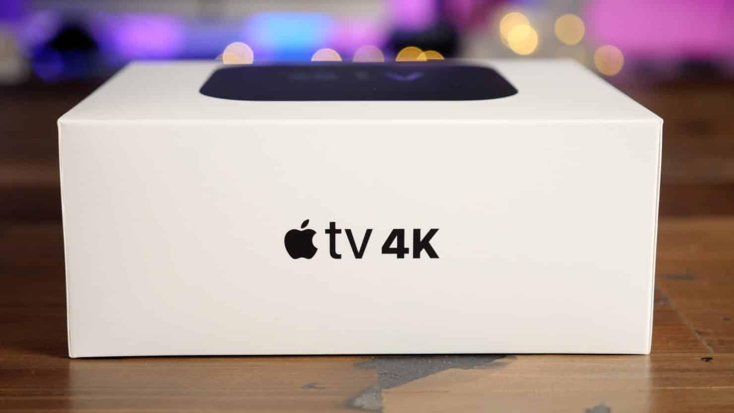 Apple TV 4K discounted at B&H Photo