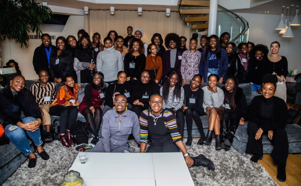 Today at Apple London and Black Girl Festival Academy Launched