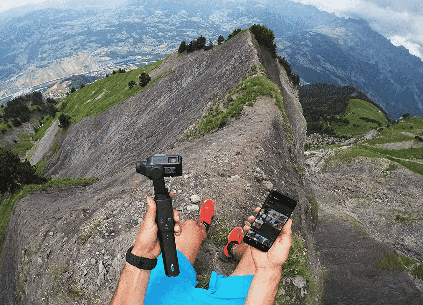 Buy the GoPro Karma Grip for $50 Off