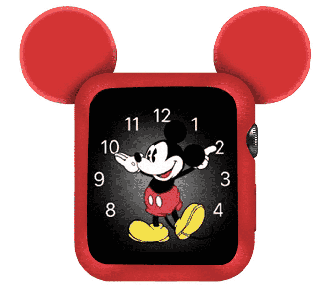 This is the Cartoon Case for 44mm and 40mm Apple Watch Series 5.