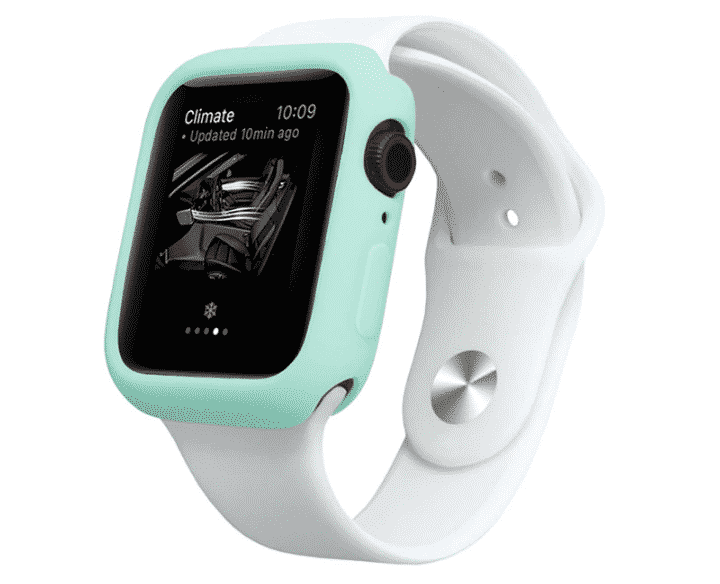 This is the Colored ShockProof Case for 44mm and 40mm Apple Watch Series 5.