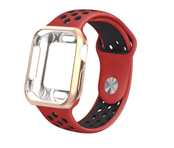 This is the Correa Watch Band for 44mm and 40mm Apple Watch Series 5.