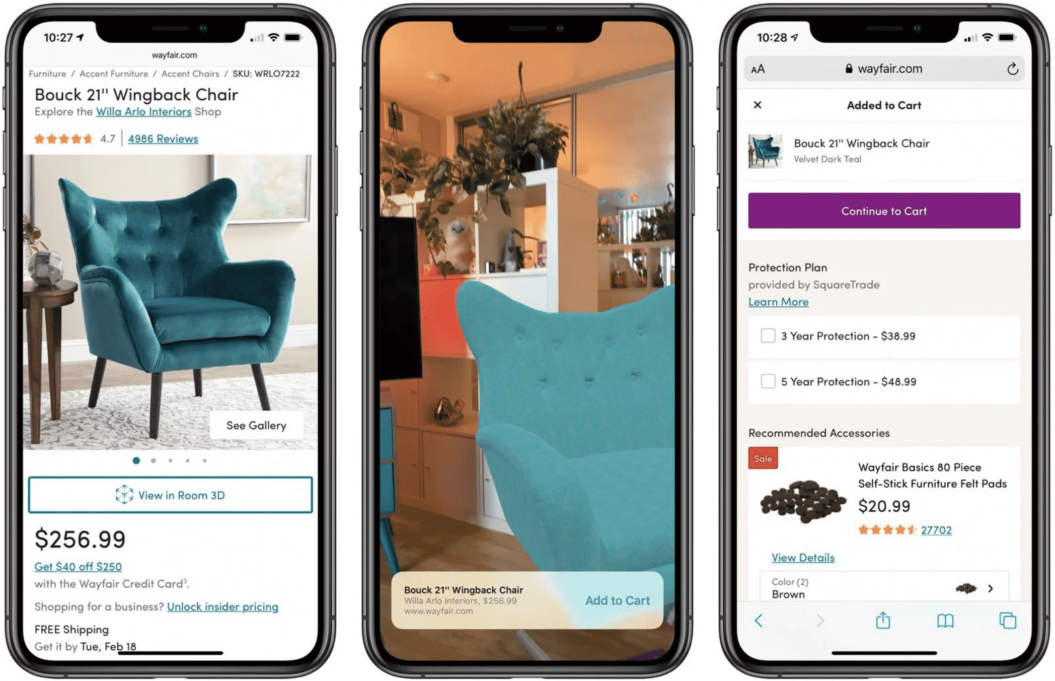 Enhanced AR Feature 'Quick Look' Now Live on Safari