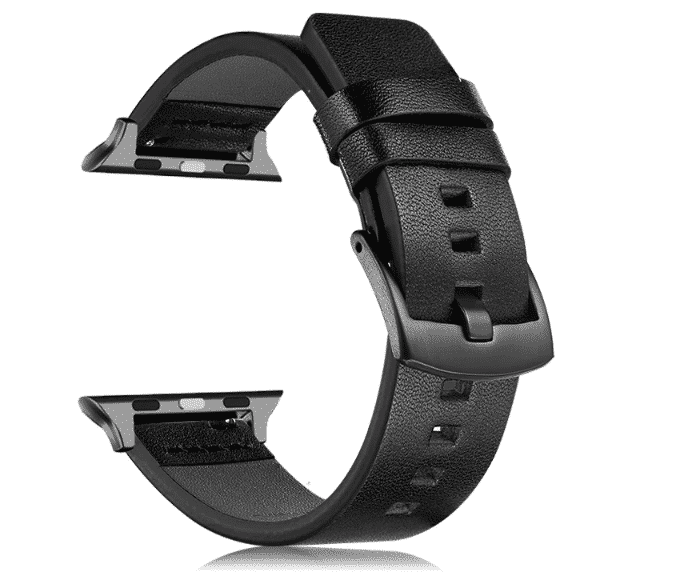 This is the Genuine Leather Band for 44mm and 40mm Apple Watch Series 5.