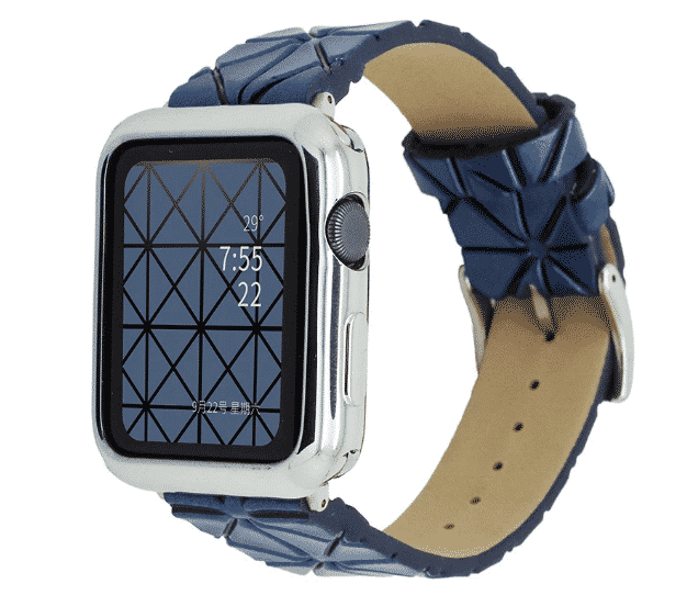 This is the Geometrical Band for 44mm and 40mm Apple Watch Series 5.
