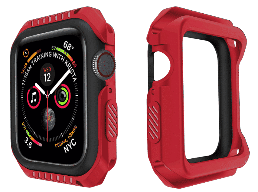 This is the Hard Armor Case for 44mm and 40mm Apple Watch Series 5.