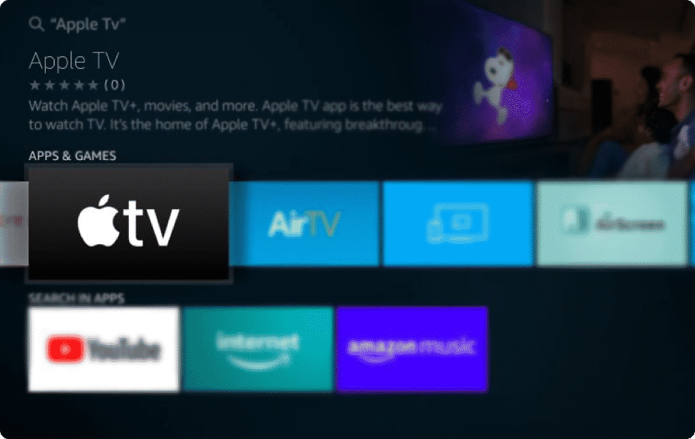 How to install & setup Apple TV on Firestick