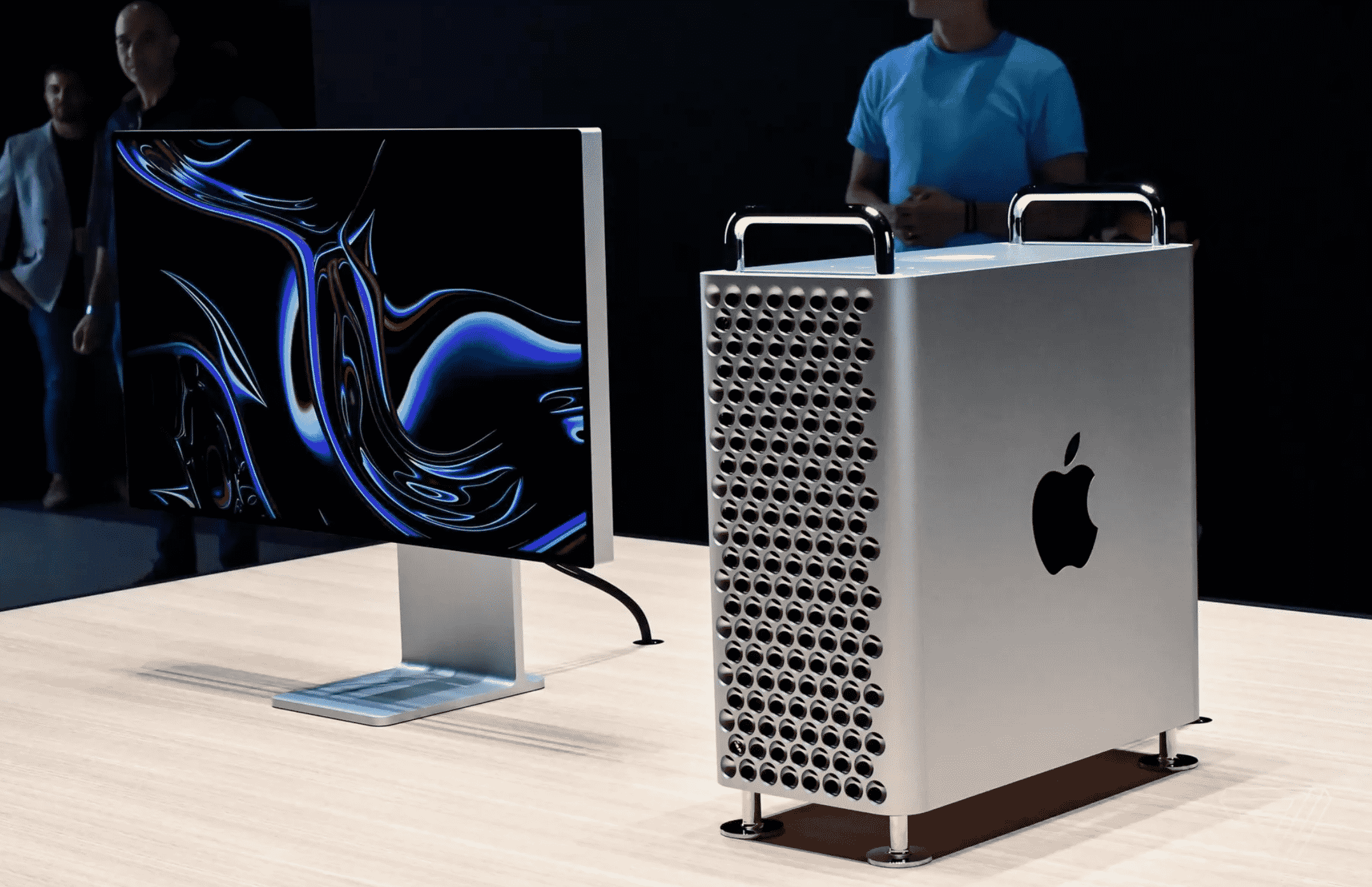 Mac Pro and Pro Display XDR Tech Overview Revealed