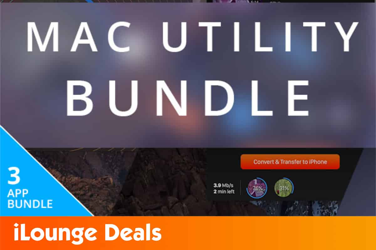 Get 68% off on the Mac Utility Audio Software Bundle 1