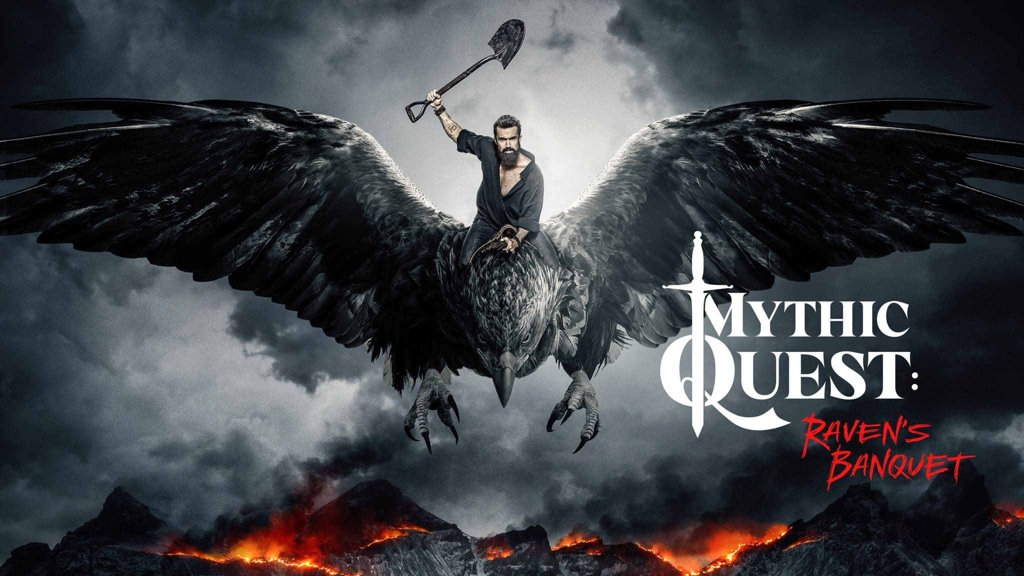 Mythic Quest: Raven's Banquet Now Available on Apple TV+