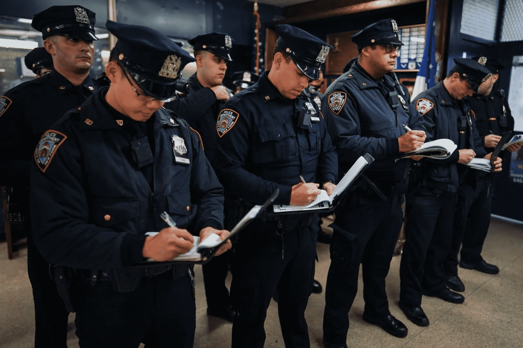 NYPD Gets New iPhone App for Memo Taking