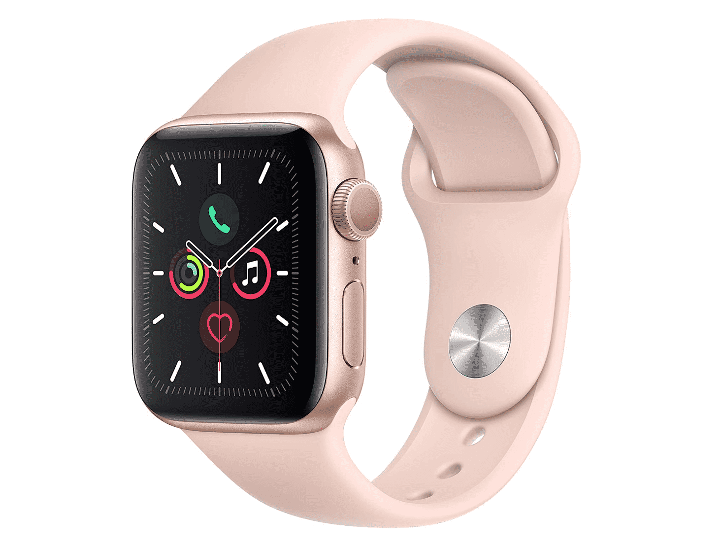 Newest Apple Watch Series 5 Priced at Just $355