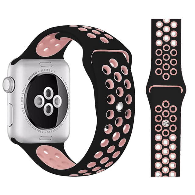 This is the Nike Band for 44mm and 40mm Apple Watch Series 5.